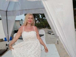 Sexet profilfoto af model Pavlina, til meget hot live show webcam!