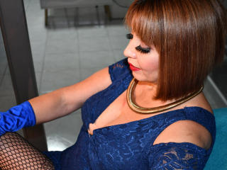 Photo de profil sexy du modèle SharoonDa, pour un live show webcam très hot !