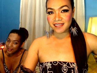 Sexy Profilfoto des Models XClassTS, für eine sehr heiße Liveshow per Webcam!