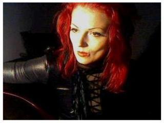 Sexet profilfoto af model DeviousGoddess, til meget hot live show webcam!