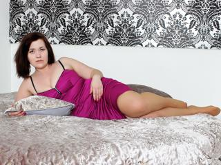 Foto de perfil sexi, da modelo BrookeLi, para um live show webcam muito quente!