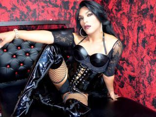 Foto del profilo sexy della modella NickyeSweetHeart, per uno show live webcam molto piccante!
