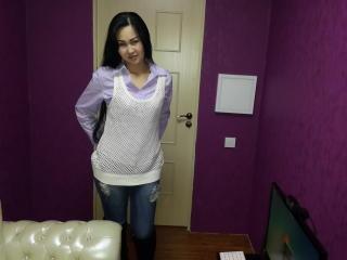 Photo de profil sexy du modèle LinWilde, pour un live show webcam très hot !